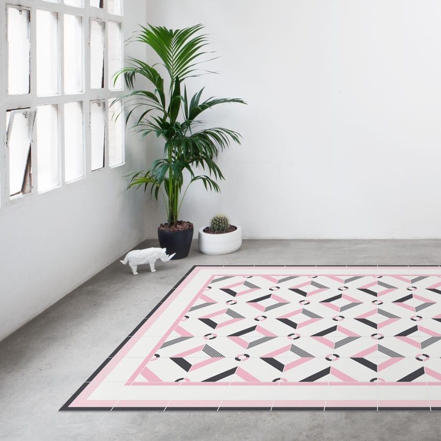 Suelos hidr ulicos de imitaci n alfombra odissea for Alfombras imitacion suelo hidraulico