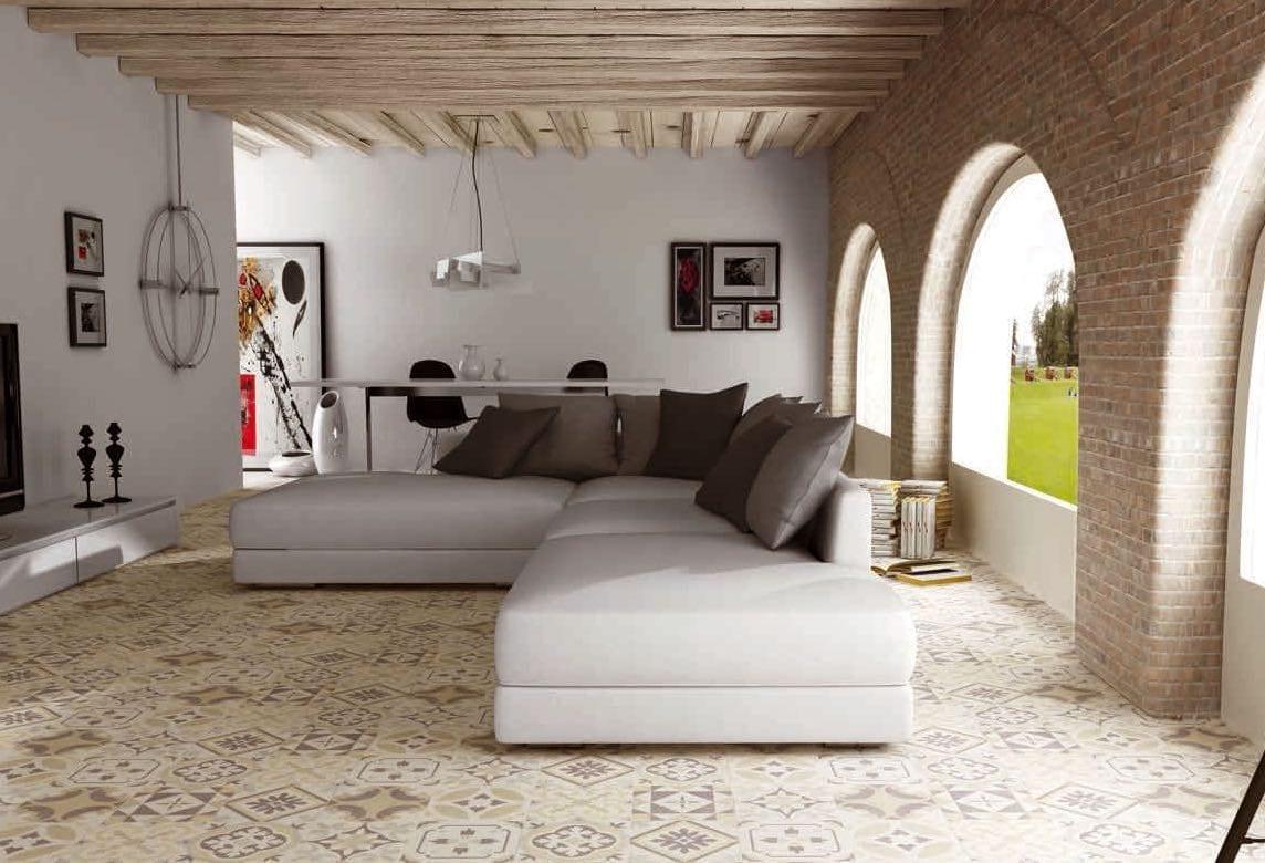Ap ntate a la moda de los suelos y pavimentos hidr ulicos for Suelo vinilico imitacion hidraulico