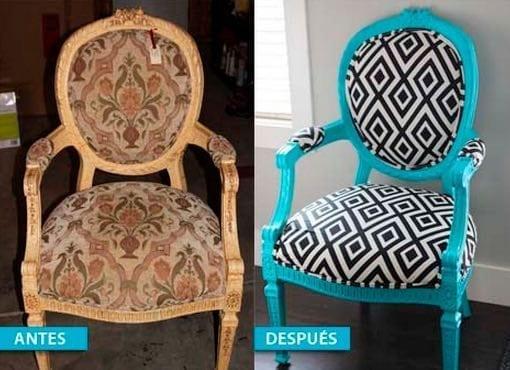 otras tcnicas para restaurar muebles viejos