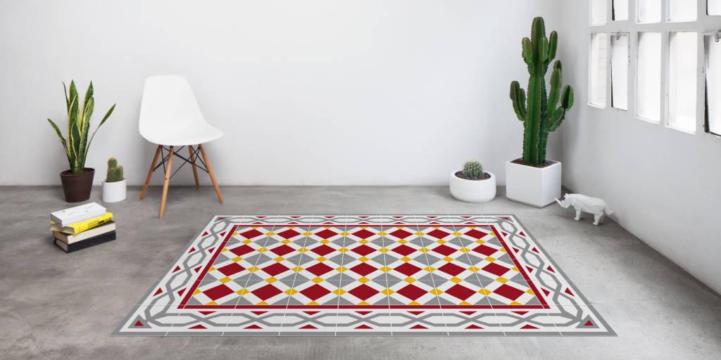alfombra hidraulica salon