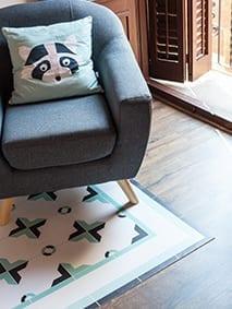 alfombra infantil