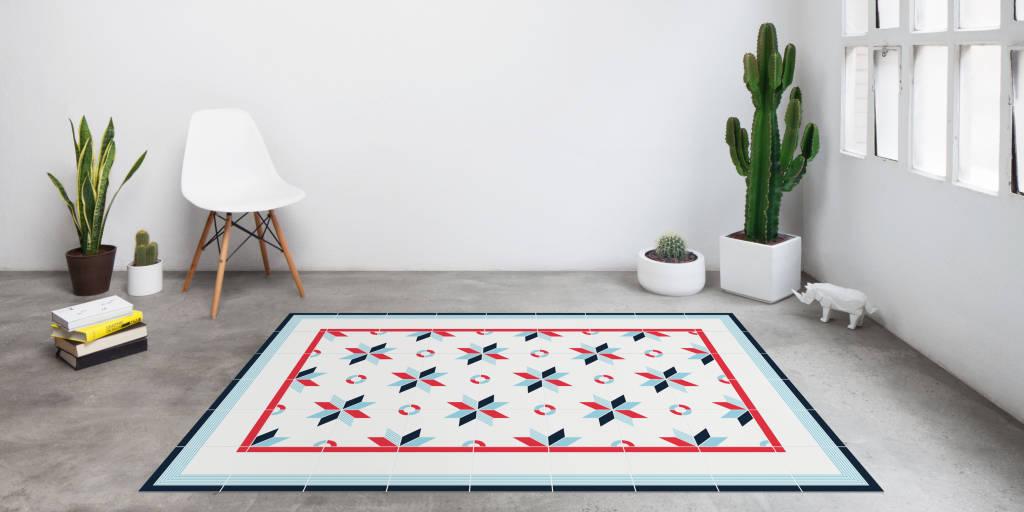 alfombra hidraulica moderna