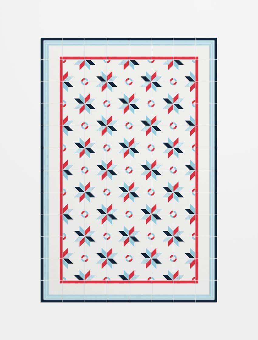 alfombra de diseño moderno-gloria