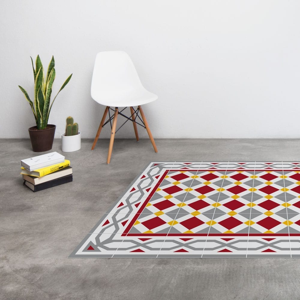 ntique tile carpets: Customize Collection