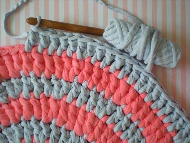 alfombras DIY