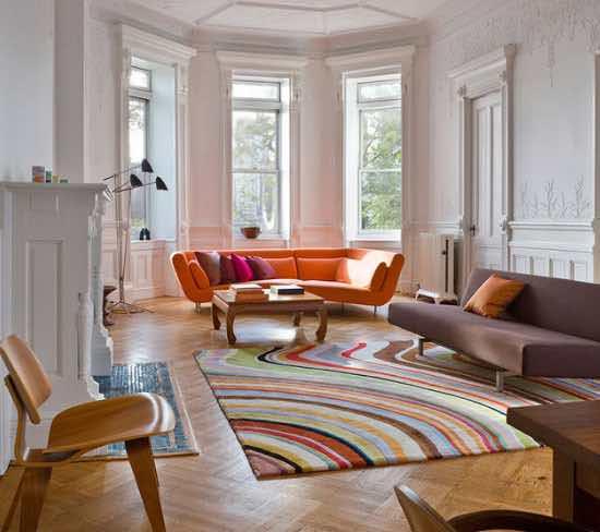 alfombras para el salon
