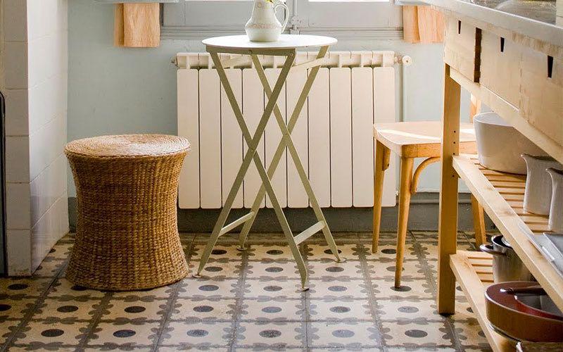 Antique tile laminates
