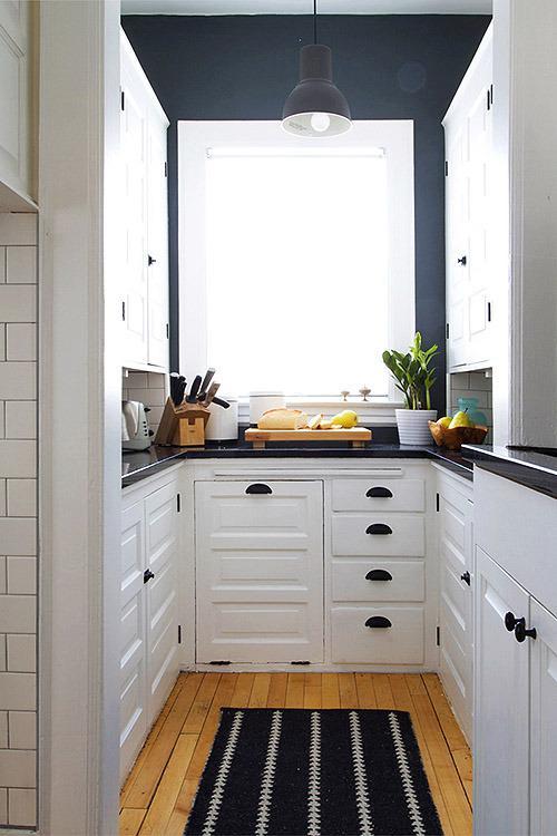 antes y despues decoracion cocina