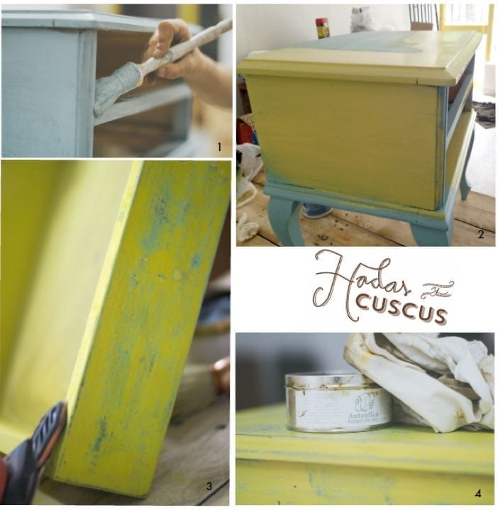 old chest of drawers to vintage furniture