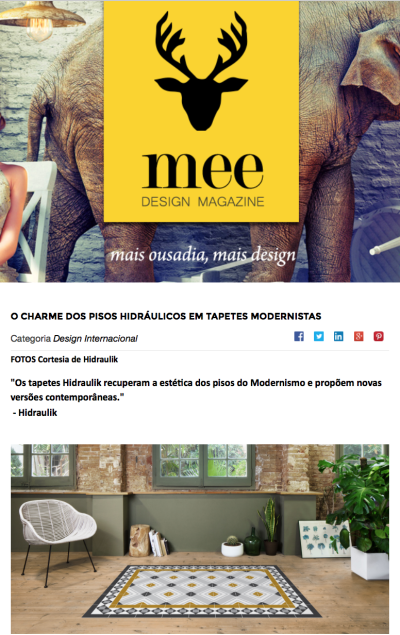 Mee Design Magazine