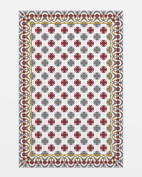 mosaicsmarti_alfombravinilo_modernismo_balmes