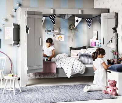 Una primera habitación muy especial: decoración para niños