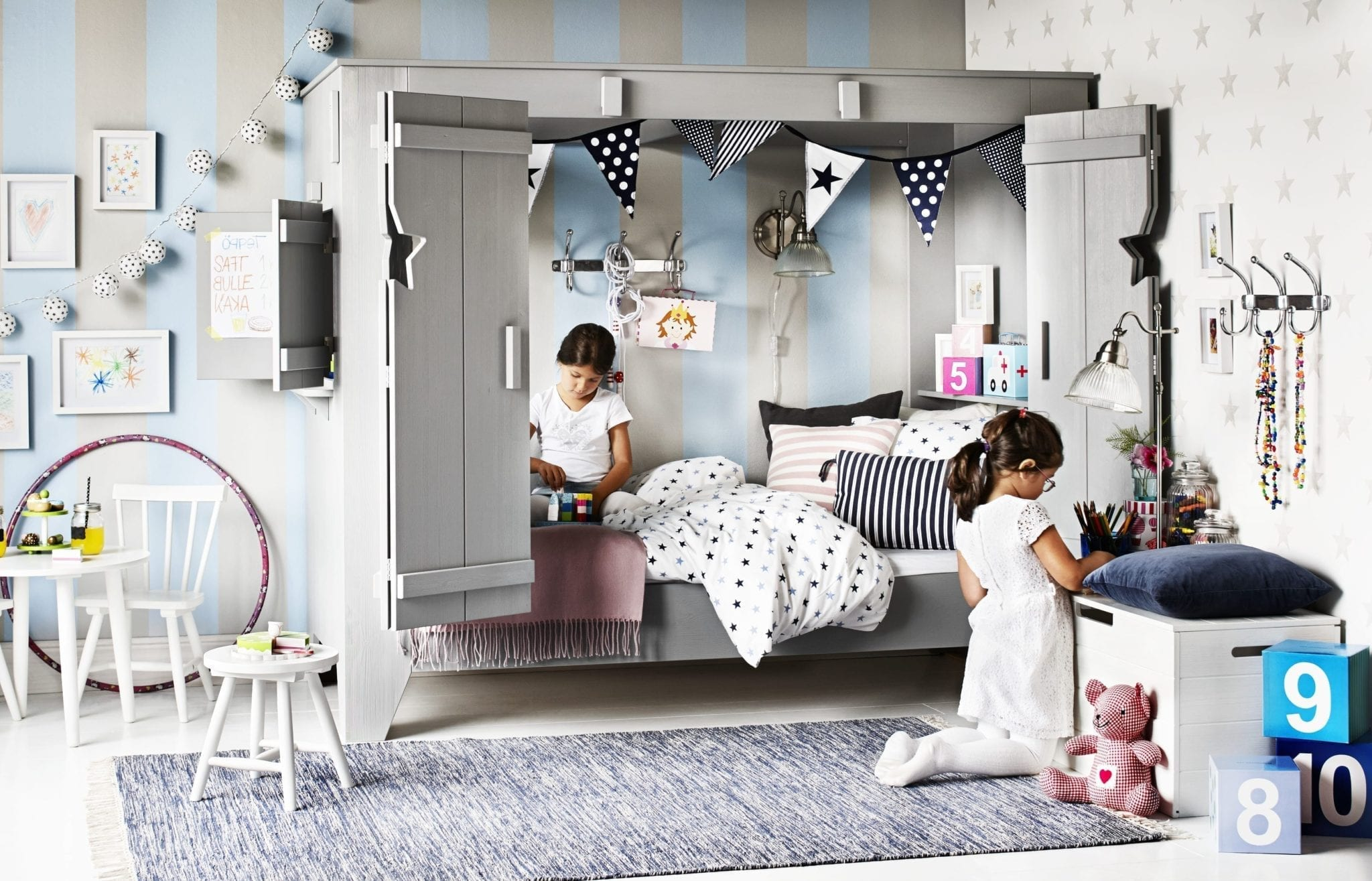 a very special first room: kids decor Bedroom Ideas for Children's Rooms
