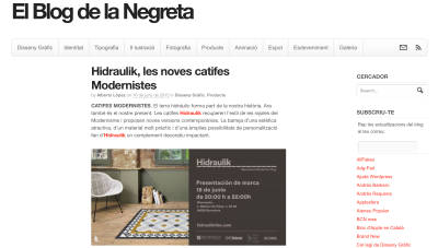 El Blog de la Negreta