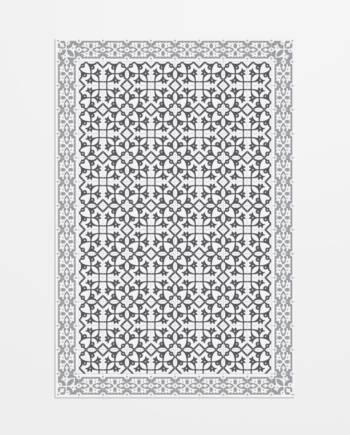 alfombra vinilo cocina hidraulik verdi