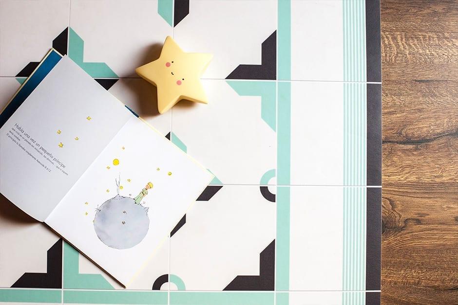 alfombras lavables para niños