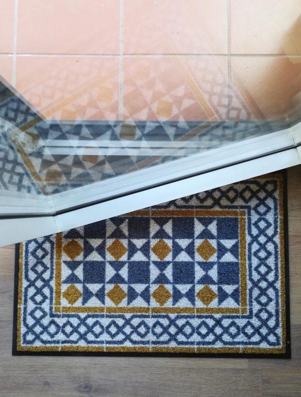 alfombra entrada nylon hidraulik avinyo