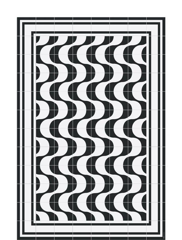 alfombra hidraulik copacabana