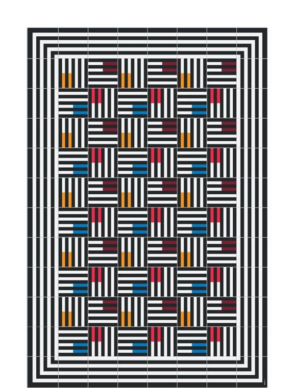 alfombra hidraulik modern casanova