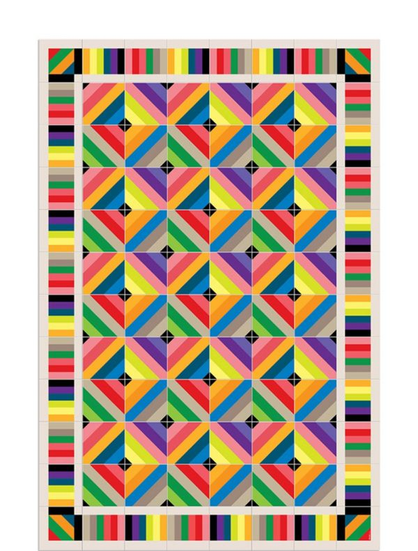 alfombra hidraulik modern tamarit