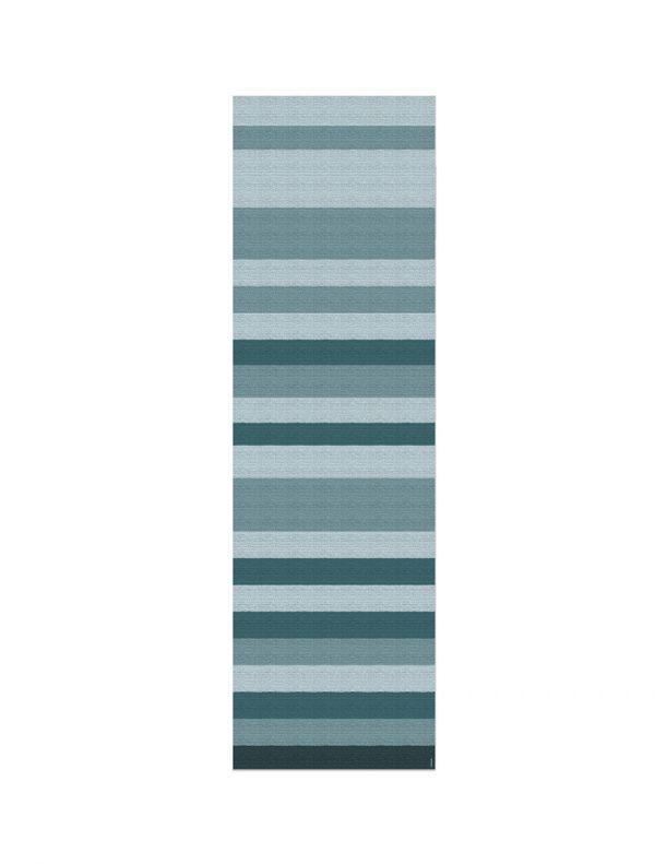 alfombra vinilica rayas cadaques hidraulik 60x200