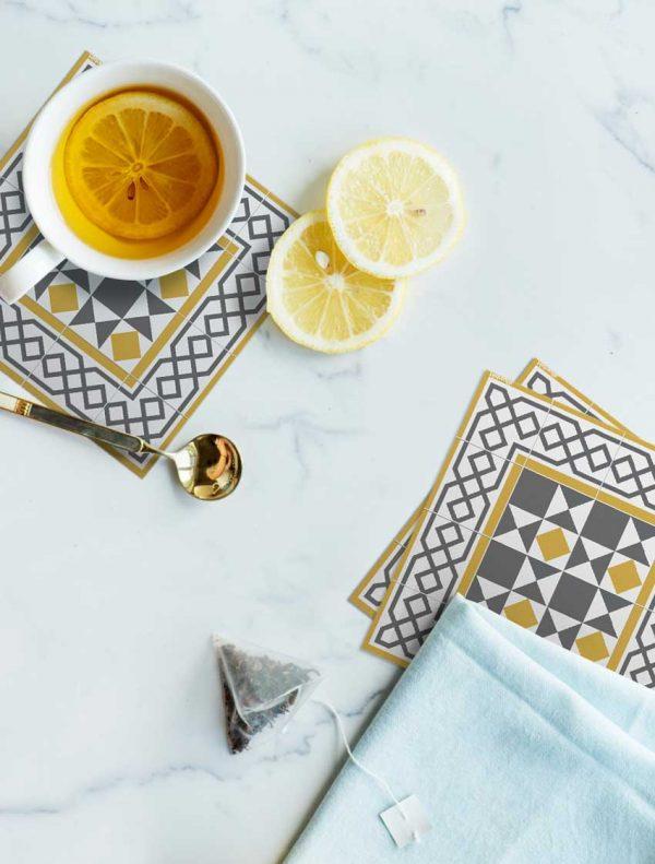 posavasos vinilico hidraulik avinyo azulejos