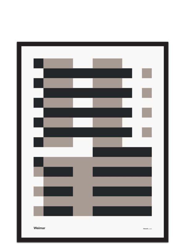 Poster-Weimar_Bauhaus